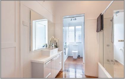 Cubby Bathroom